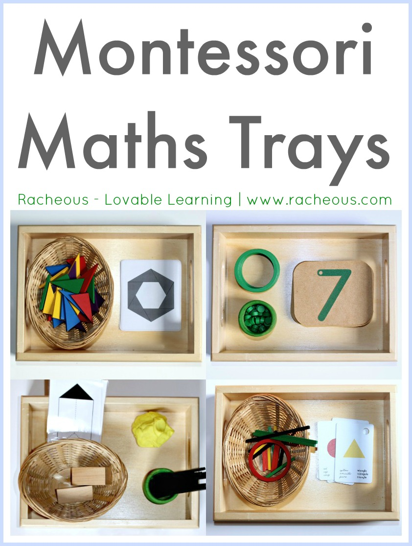 the montessori math materials progresses from An overview of the montessori math curriculum with concrete materials to introduce abstract concepts and a sequential understanding of math concepts.
