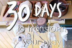 30 Days to Transform Your Play