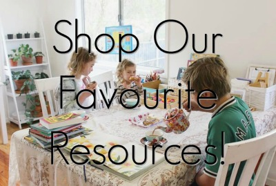 Our favourite unschooling resources